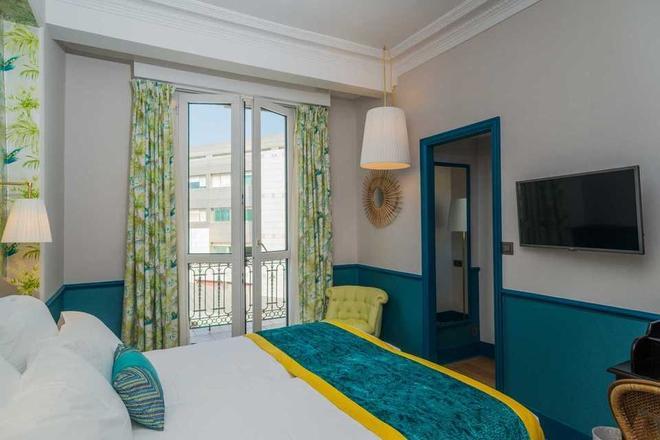 Villa Otero By Happyculture - Nizza - Makuuhuone