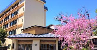Ryokan Nenrinbo - Киото - Здание