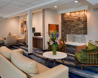 Fairfield Inn & Suites By Marriott Arlington Six Flags - Arlington - Living room