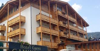 Hotel Garnì Caminetto - Madonna di Campiglio - Κτίριο