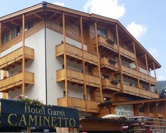 加尼卡米內托酒店 - 馬東納迪坎皮利奧 - 摩德納迪-坎皮格里奧 - 建築