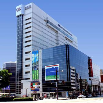 Toyama Excel Hotel Tokyu - Toyama - Toà nhà