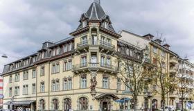 Hotel Waldhorn - Berne - Bâtiment