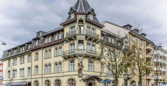 Hotel Waldhorn - Bern - Building