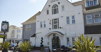 White Horse Hotel Rottingdean By Greene King Inns - Brighton - Edificio