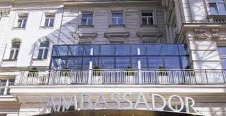 Ambassador Hotel - Wien - Bygning