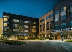 AC Hotel by Marriott Boston Cambridge - Cambridge - Gebäude