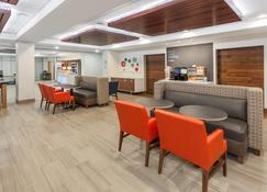 Holiday Inn Express & Suites Tilton - Tilton - Salon