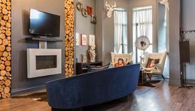 Mccormick Place Guest House - Chicago - Salon