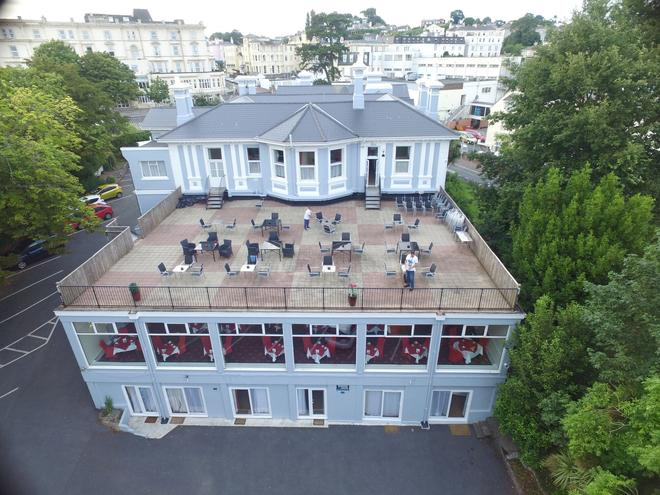 Marquis Hotel - Torquay - Rakennus