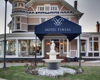 Hotel Finial, Best Western Premier Collection - Anniston - Gebäude