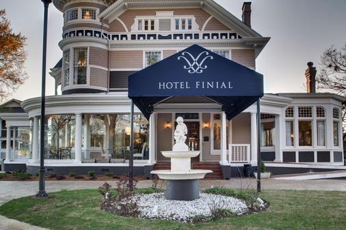 Hotel Finial, BW Premier Collection - Anniston - Building