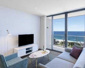 Avani Broadbeach Residences - Mermaid Beach - Huiskamer