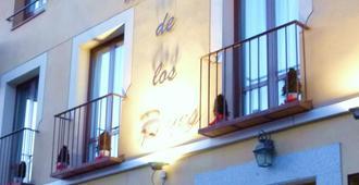 Hospedería De Los Reyes - โตเลโด - อาคาร
