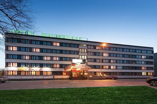 Hotel Mazowiecki - Λοτζ - Κτίριο