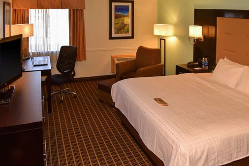 Clarion Hotel - Rock Springs - Makuuhuone