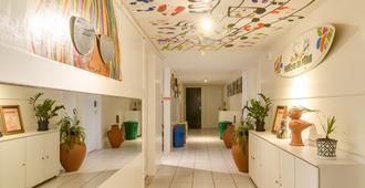 Piratas Da Praia Fit Hostel - Recife - Hall