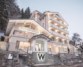 Le White - Champéry - Gebäude