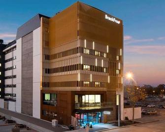 Breakfree On Cashel - Christchurch - Edifício