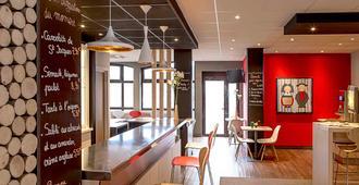 宜必思科爾馬中心酒店 - 科瑪 - 科爾瑪 - 餐廳