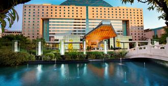 Kempinski Hotel Beijing Lufthansa Center - Beijing - Building