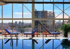 Kempinski Hotel Beijing Lufthansa Center - Beijing - Pool