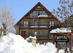Rv Hotels Orri - Naut Aran - Rakennus