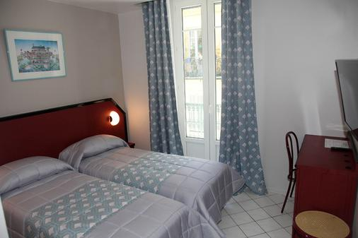 Hôtel Bristol - Nice - Bedroom