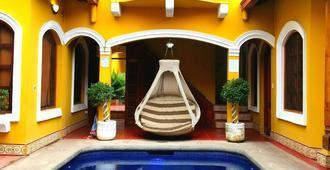 Casa del Agua - Granada - Piscina