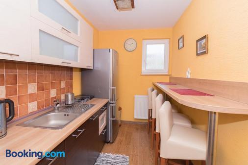 Penzión Kastelán - Bojnice - Kitchen