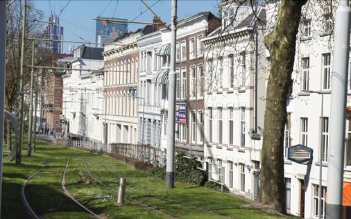 Hotel Erasmus - Rotterdam - Cảnh ngoài trời