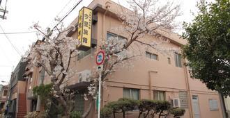 Imazato Ryokan - אוסקה - בניין