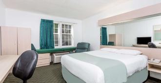 Microtel Inn by Wyndham Athens - את'נס - חדר שינה