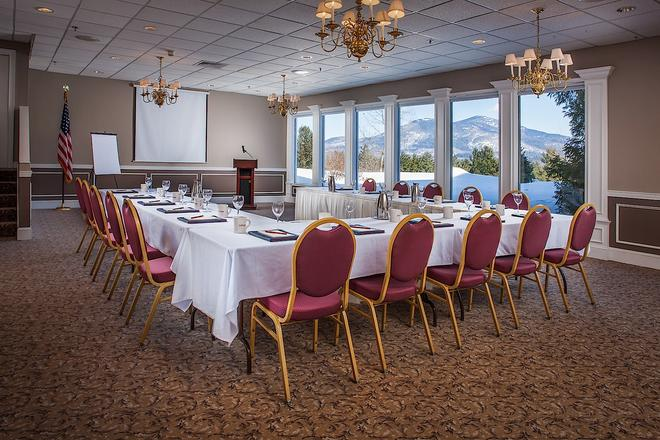 The White Mountain Hotel & Resort - North Conway - Meeting room
