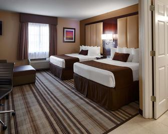 Best Western Plus Crawfordsville Hotel - Crawfordsville - Schlafzimmer