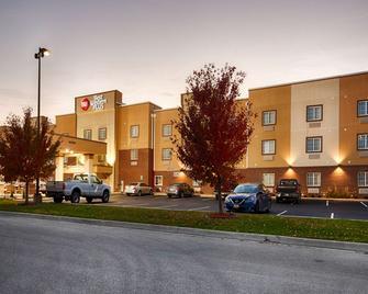Best Western Plus Crawfordsville Hotel - Crawfordsville - Building