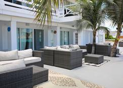 El Zafiro Boutique Hotel - Simpson Bay - Patio