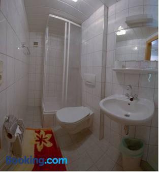 Gasthof Innerfraganterwirt - Flattach - Bathroom
