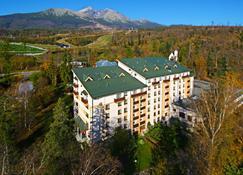 Hotel Slovan - Vysoké Tatry - Κτίριο