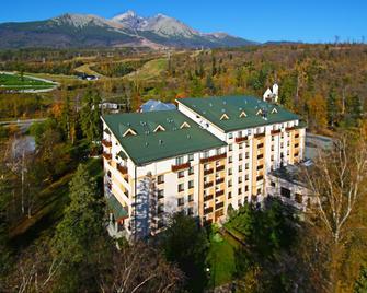 Hotel Slovan - Vysoké Tatry - Building