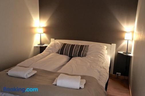 Flam Marina & Apartments - Flåm - Bedroom