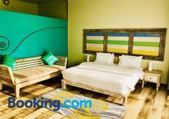 Thaproban Pavilion Waves Unawatuna - Unawatuna - Bedroom
