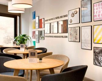 Hôtel Des Ducs - Dijon - Restaurant