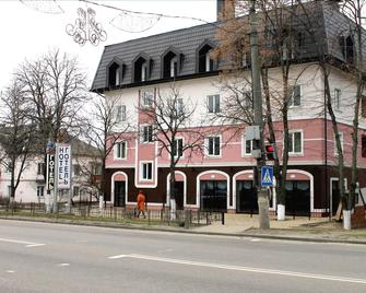 Non-Stop Hotel - Boryspil - Gebäude