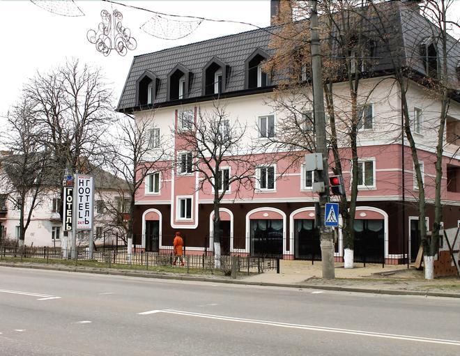 Нон-стоп отель - Борисполь - Здание