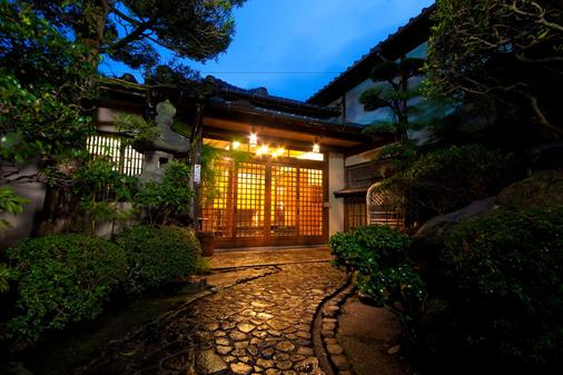 Ryokan Sennari - Beppu - Outdoor view