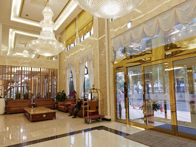 皇品國際酒店 - 嘉義市 - 大廳