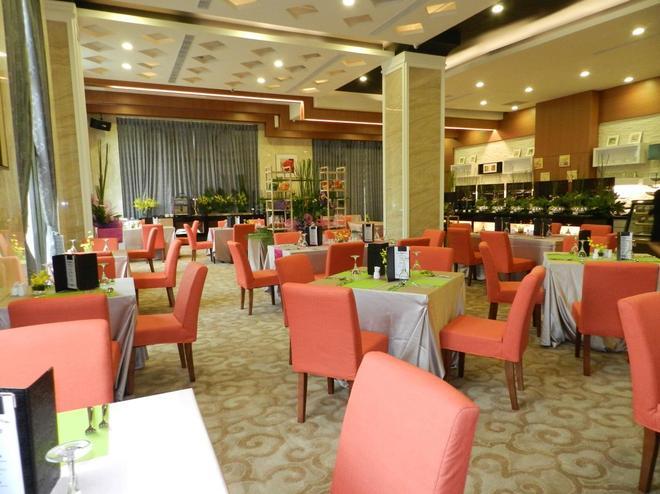 皇品國際酒店 - 嘉義市 - 餐廳