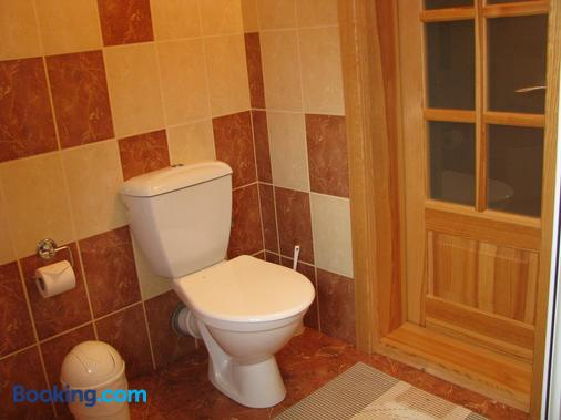 A.Asmonienes Guest House - Smalininkai - Bathroom