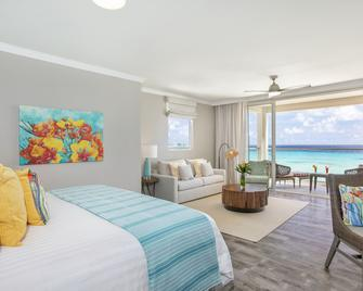 Luxury Collection at Sea Breeze Beach House by Ocean Hotels - Oistins - Schlafzimmer
